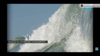 ''Largest Wave Ever Recorded'' 62.3-Foot Monster Measured In North Atlantic Ocean