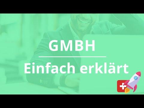 Firma gründen in der Schweiz: die GmbH einfach erklärt