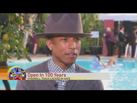 Hollywood Headlines Pt 2: Pharrell 100 Years Song