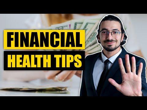 Beat Financial Hardship 2021 | Improving Financial Health