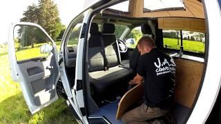 VW T5 Campervan V2