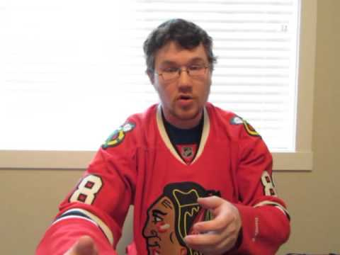 "I'm quarter Lax Kw""alaams, I'm not a Blackhawks bandwagon jumper"