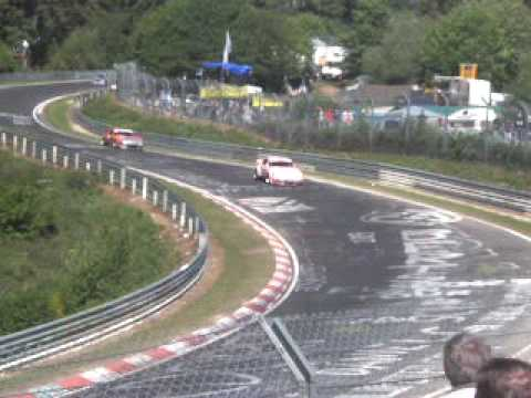 2009 Nurburgring 24 Hour Classic Race 7