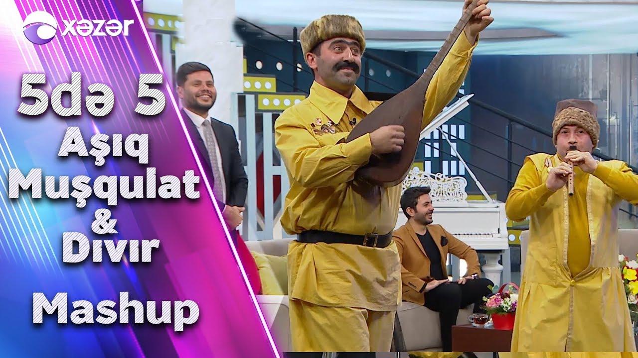 Perviz Bulbule & Turkan - Parodiya (Elnur Mahmudov 5de5)