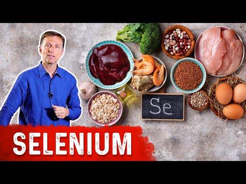 The 8 Selenium Deficiency Symptoms