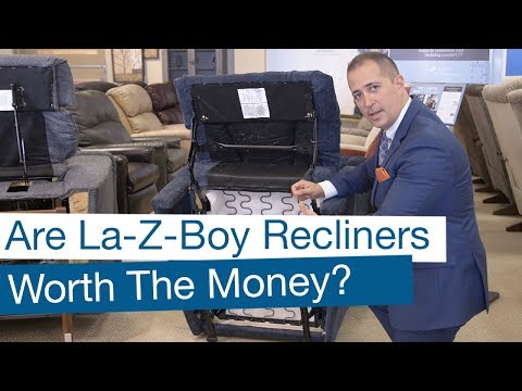 La-Z-Boy Recliners Vs Competition: Are La-Z-Boy Recliners Worth The Money?