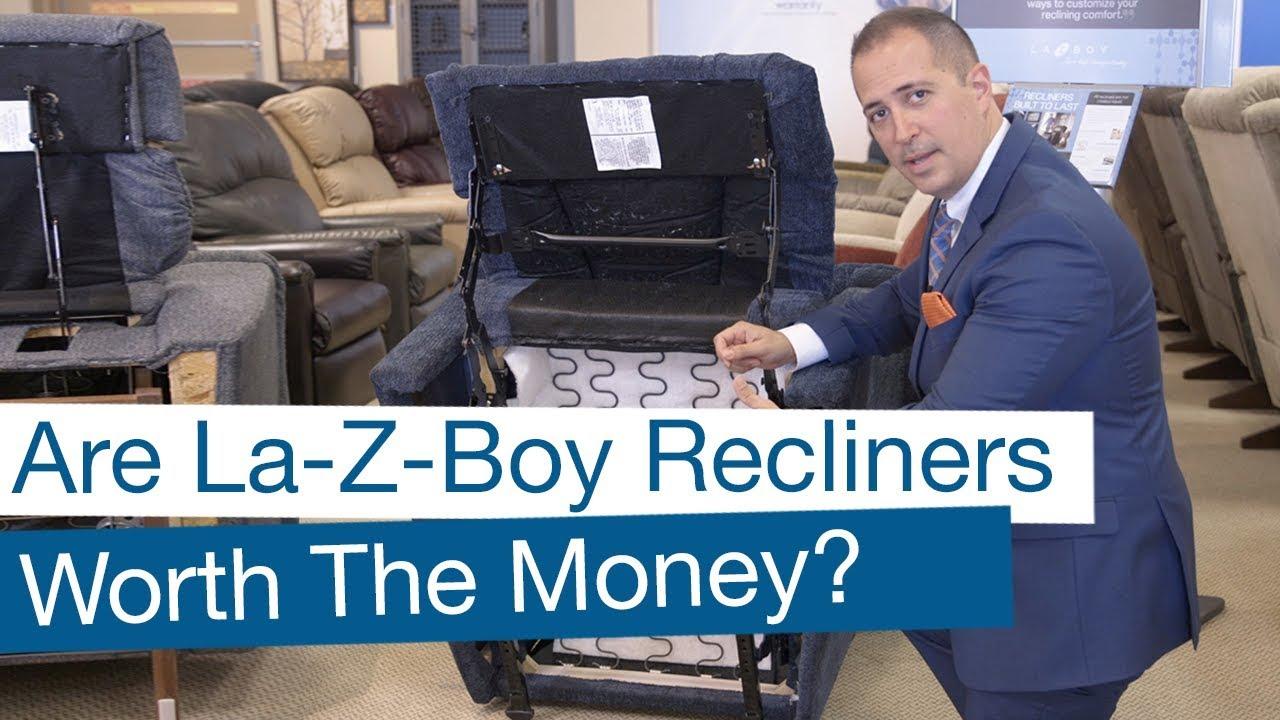 La Z Boy Recliners vs Competition: Are La Z Boy Recliners Worth the Money?