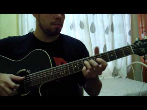 Shania Twain - Thank You Baby! (Cover) - Solo Acoustic