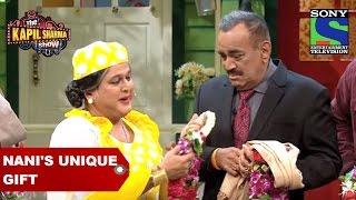 Nani's Unique Gift - The Kapil Sharma Show