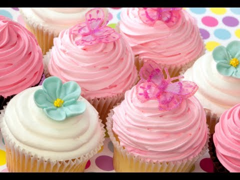 How To Make Cupcakes - Youtube