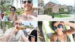 Florida Vacation Day 1 & 2 | House Renovations + Night out in Downtown!