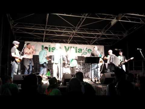 The Gobshites live fun with limericks ShamrockFest '14 Washington DC 3/22/14