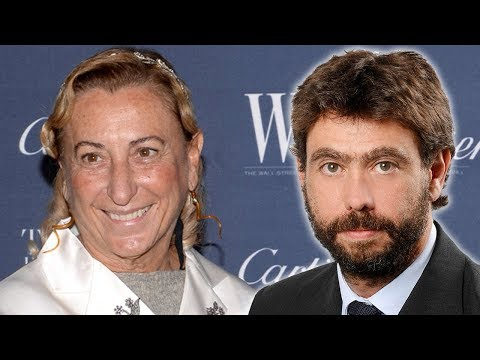 10 Most Richest Italians In The World 2018 || Pastimers