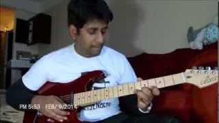 Patakha Guddi - Highway (A R Rahman) - Guitar cover