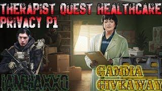Health care privacy p1 | Quick Quest Guide for Escape From Tarkov