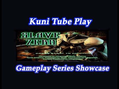 Slave Zero - 1999 - Accolade - Infrogames - Kuni Tube Play Gameplay Series Showcase  