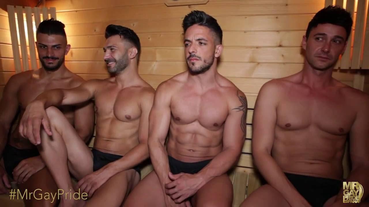 mr nude gay pride