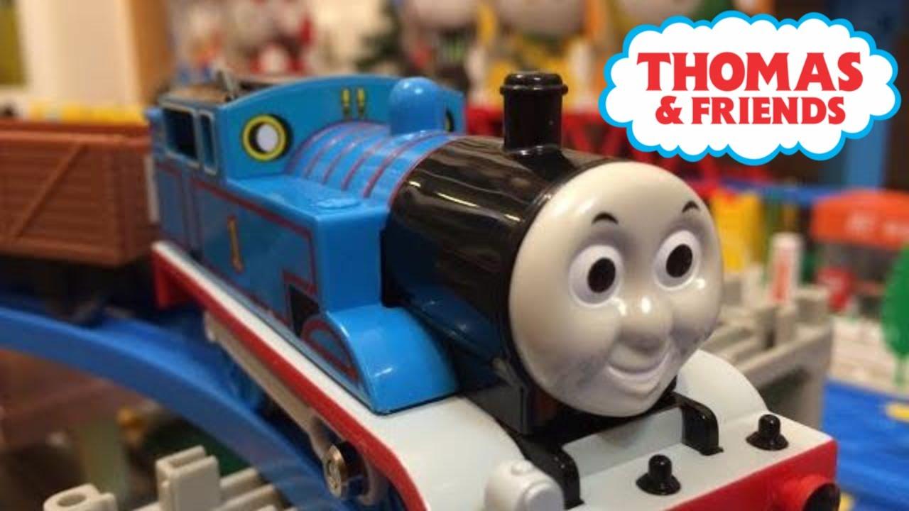 Trains jouets thomas et ses amis num ro 1 00559 z fr youtube - Train thomas et ses amis ...