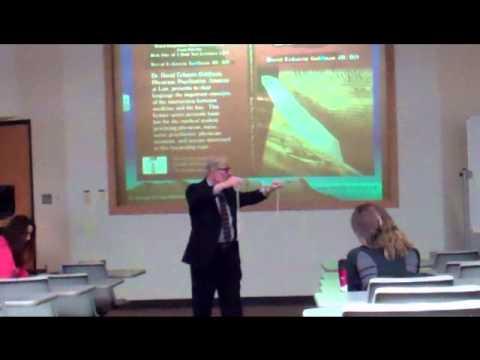 Enigmatist Dr. David E. Goldman Explains Medical Jurisprudence with Magic: Cut and Restored Rope