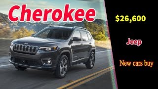 2020 jeep cherokee trailhawk | 2020 jeep cherokee redesign | 2020 jeep cherokee limited