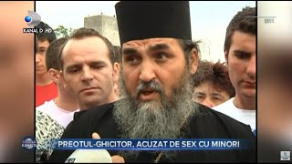 Stirile Kanal D (27.04.2021) - Preotul-ghicitor, acuzat de sex cu minori | Editie de seara
