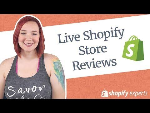 Live Shopify Store Reviews thumbnail