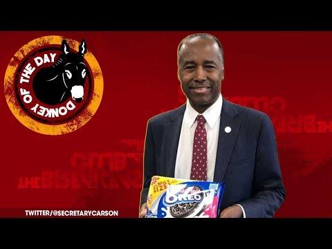Secretary Of Housing Ben Carson Mistakes REO Housing For OREO Cookies