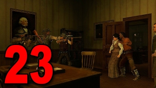 Red Dead Redemption - Part 23 - Hostage Situation!