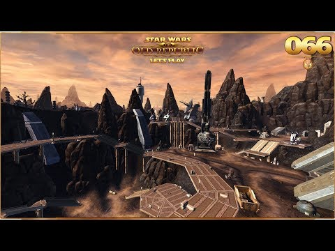 "Let's Play / Star Wars the Old Republic - #66: ""L'épisode maudit !"""