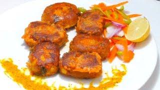 Yummy chicken cutlets | How to make quick chicken cutlets at home  |  By Wow Healthy Desi Food #