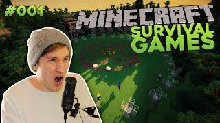 MC Survival Games | Mein erstes mal |Raze-T