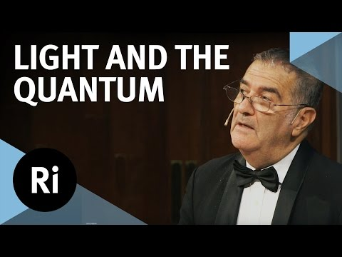Light and the Quantum - with Serge Haroche