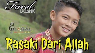 FAREL IBNU ANAK AJAIB bersuara emas VIRAL - RASAKI DARI ALLAH - farel doank the voicekids Indonesia