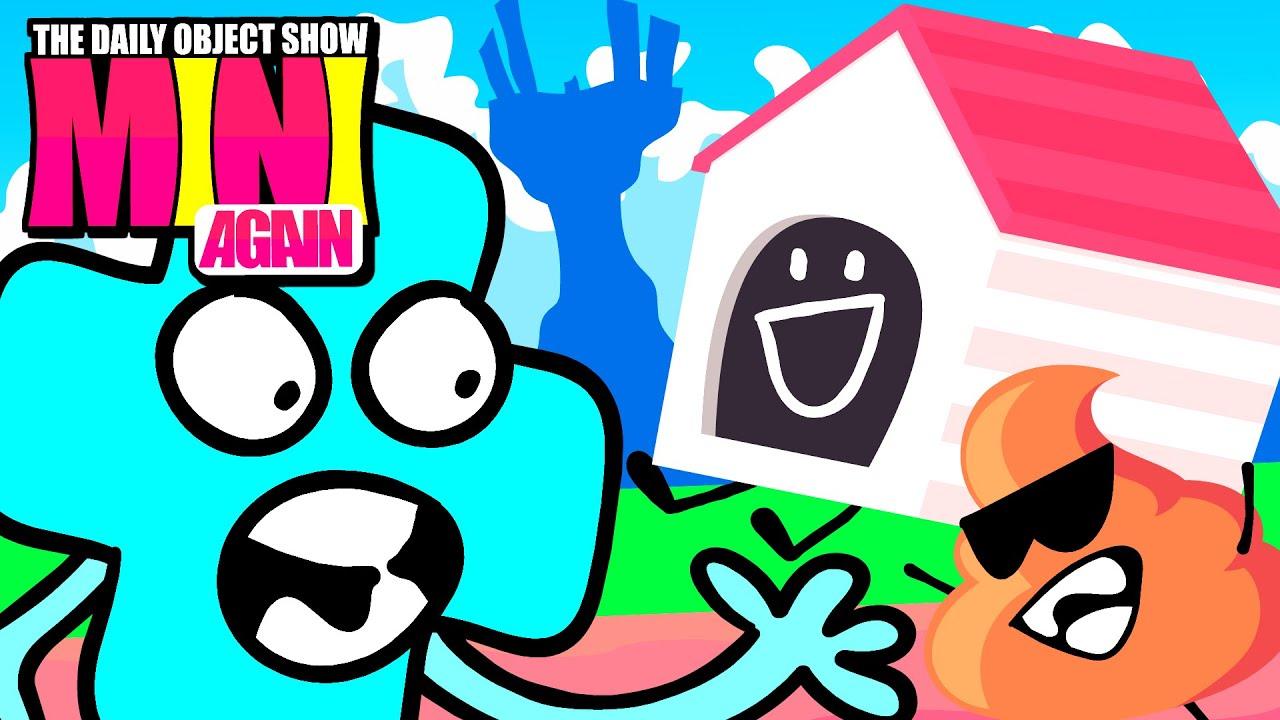 Download The Daily Object Show Mini Again - Full Season