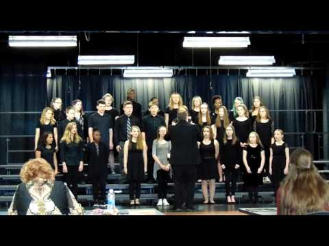 Indiana State Schools Music Association Middle School Choir Contest