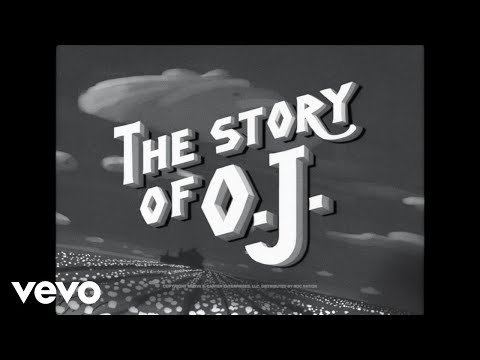 Jay-Z The Story of O.J. Artwork