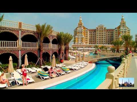 30 лучших отелей в Мармарисе, Турция -