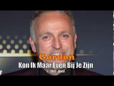 Gordon - Kon Ik Maar Even Bij Je Zijn (Karaoke)
