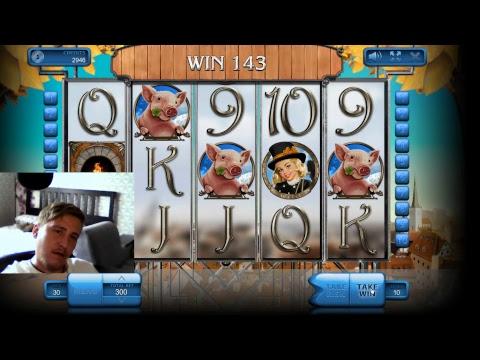 Стрим онлайн казино Jolli Roger