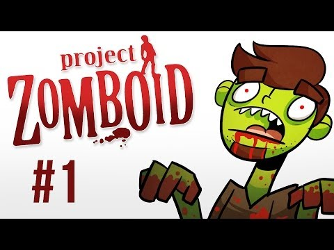 Let's Play Project Zomboid [1] - West Point