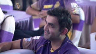 Knight Club Special - Up Close And Personal with Gautam Gambhir | Seg 02