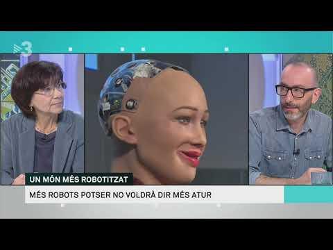 Un món robotitzat