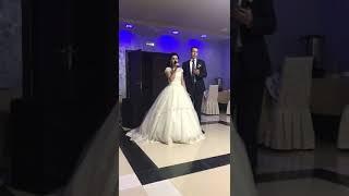 Благодарность маме на свадьбе