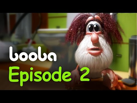 Booba - Bathroom - Episode 2 - Cartoon for kids