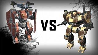 Gambar cover Titan (kid) Vs Titan (Arthur) Test | War Robots | Brand Games