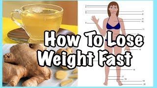 How to lose Weight Fast-itsrhonavlogs