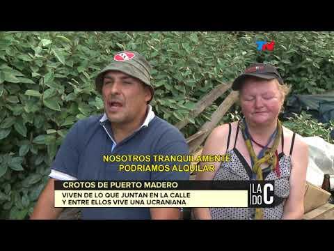 Los crotos de Puerto Madero
