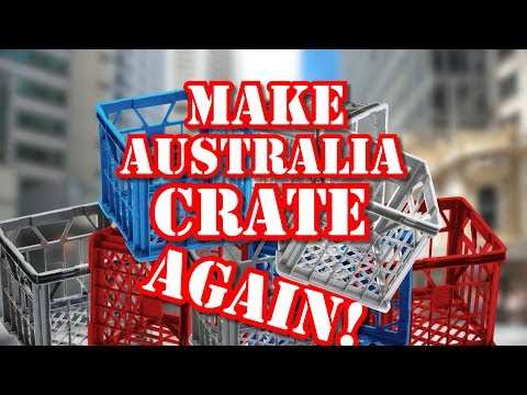 Media Bites: Make Australia Crate Again!