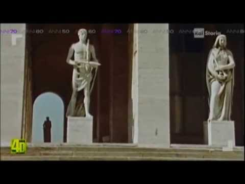 Federico Fellini parla del quartiere EUR