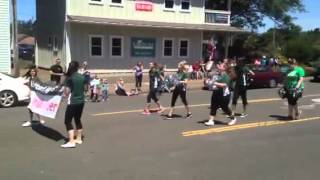 Gambar cover 2014 Waldport Beachcomber Days Parade
